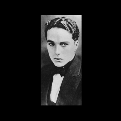 Charlie Chaplin as a young man