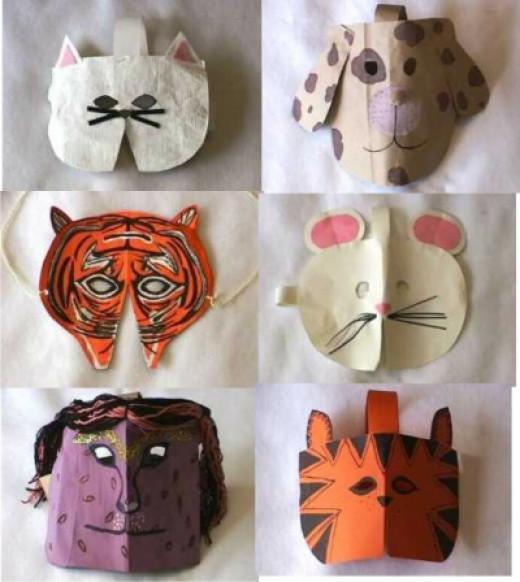 Carol Duvall Crafts Instructions