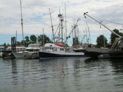Boats at Victoria