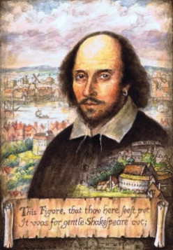 William Shakespeare Images and Free Scripts