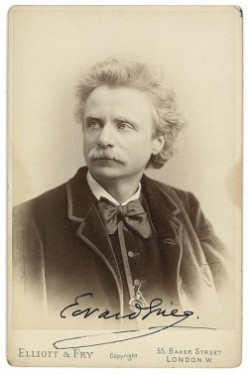Edvard Grieg Anitras Dance