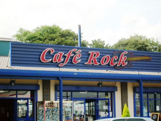Even a Cafe Rock....