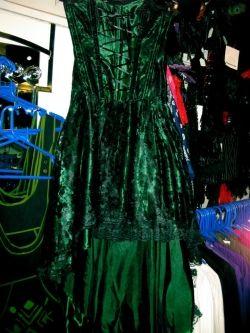 Pretty Green velvet