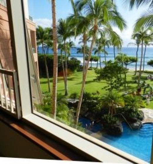 Marriott Maui Beach Club View