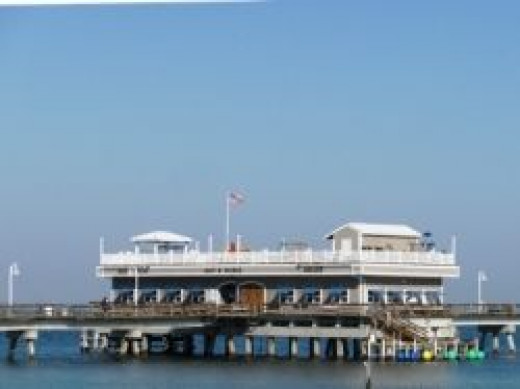 Ocean View Fishing Pier