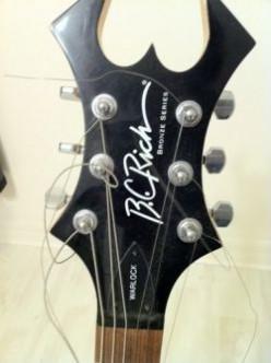 B.C. Rich Warlock Guitars