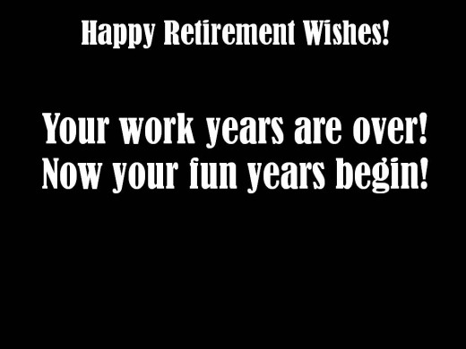 sincere retirement messages | just b.CAUSE