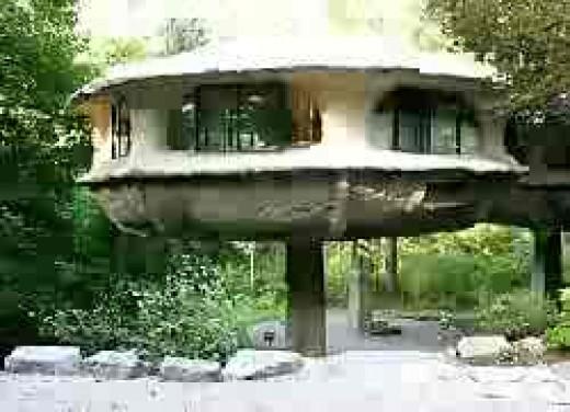 The pod house, new york
