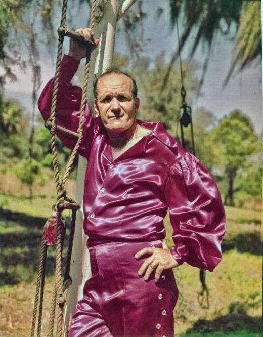The unstoppable Karl Wallenda
