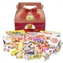 Old-Fashioned Candy Gift Boxes