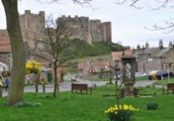 Bamburgh - A Village of Ancient Kings and a Victorian Heroine