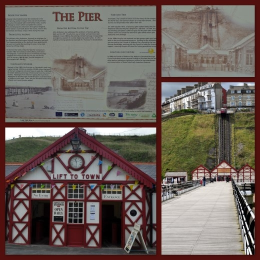 The Pier and Cliff Lift