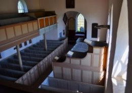 an old yorkshire church