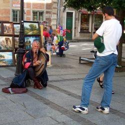 Market Square: Gdansk, Poland - ©Georgene A. Bramlage