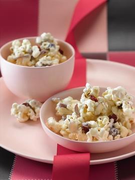 White Chocolate Popcorn Crunch