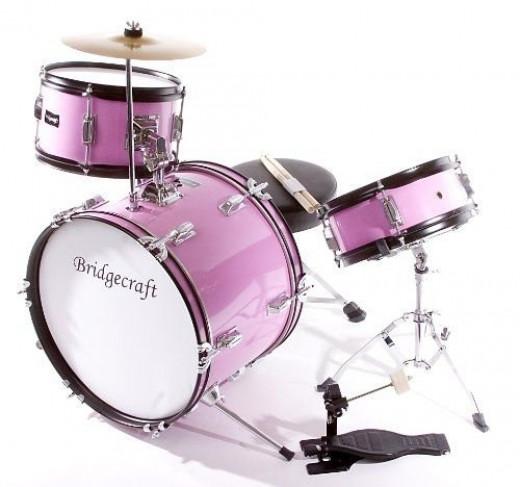 the best starter drum sets for new players and kids hubpages. Black Bedroom Furniture Sets. Home Design Ideas