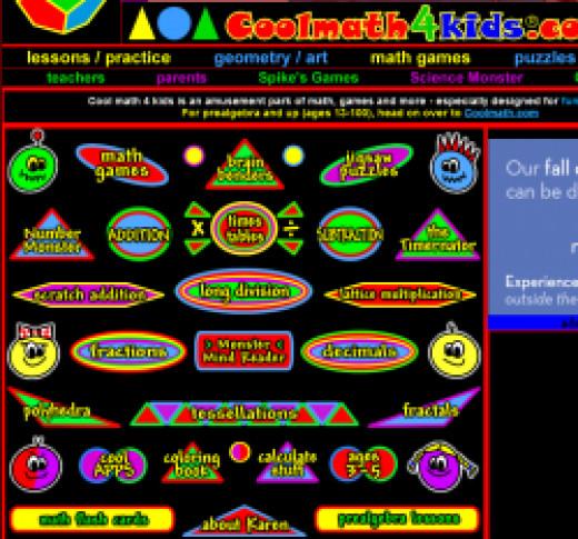 Cool Math 4 Kids
