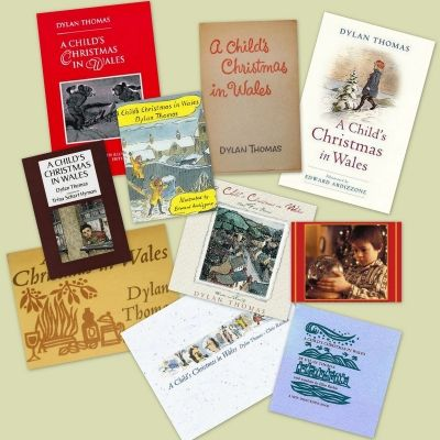 "Some of the Many Formats of ""A Child's Christmas in Wales"""