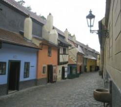 Prague's Golden Lane