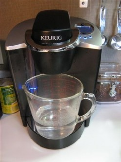 Descaling Your Keurig Coffee Brewer