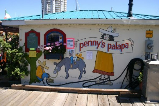 Penny's Pelapa - An outstanding purveyor of Mexican food.