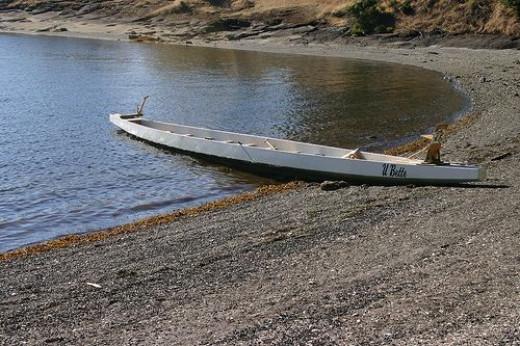 12 meter dragon boat U Bette