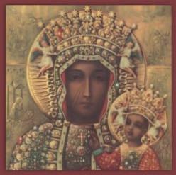 The Black Madonna of Czestochowa, Queen of Poland