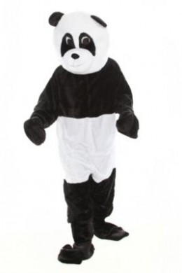 Hot Topic Panda Mascot Costume