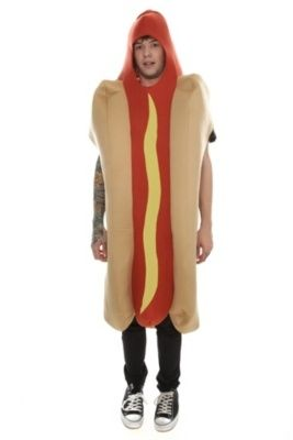 Hot Topic Hot Dog Costume