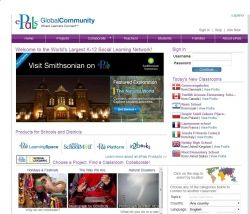 ePals Global Community Webtools