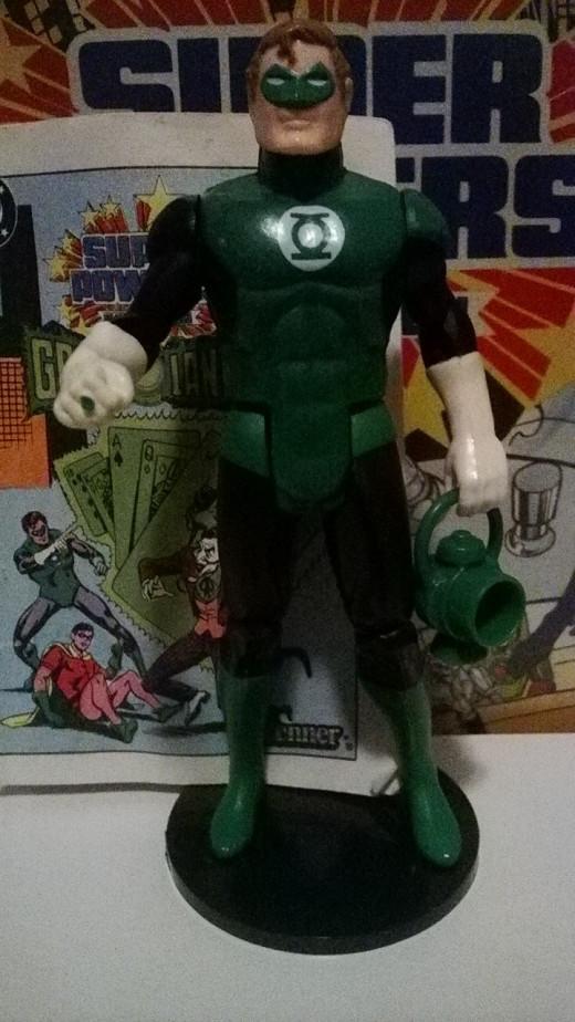 Kenner Super Powers Green Lantern