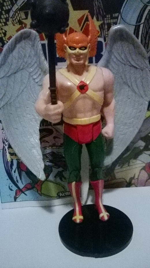 Kenner Super Powers Hawkman