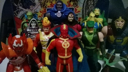 Kenner Super Powers Collection