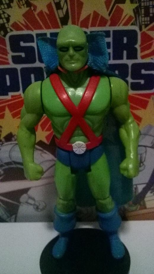 Kenner Super Powers Martian Manhunter