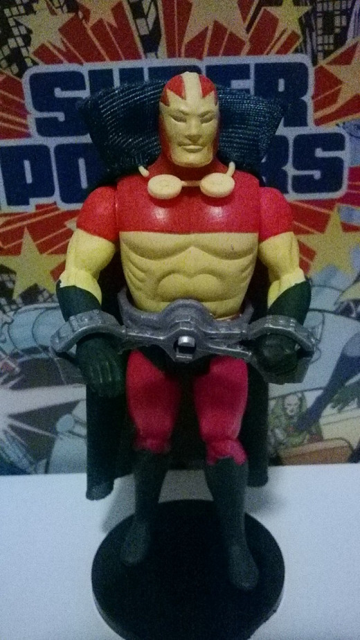 Kenner Super Powers Mister Miracle