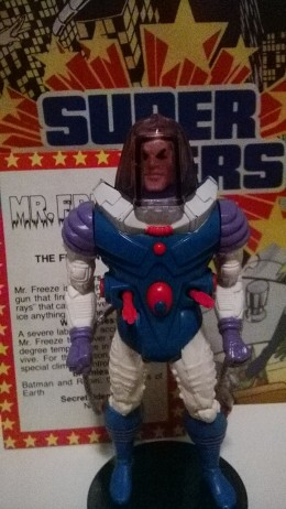Kenner Super Powers Mr. Freeze