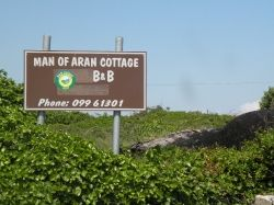 Bed and Breakfast on the Aran Islands
