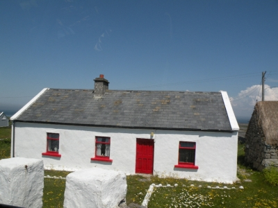 Aran Island Cottage