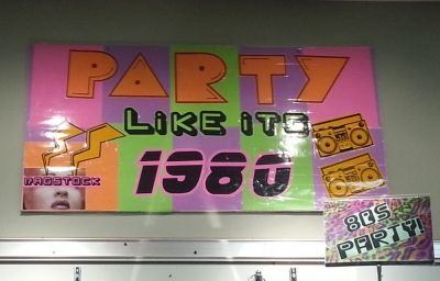 Lets Party Like Its 1980!