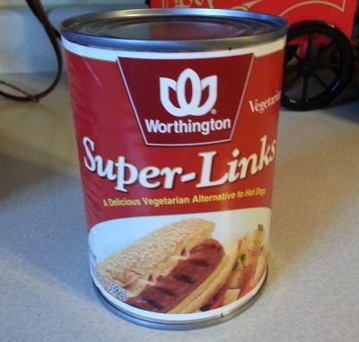 Vegetarian Super-Links