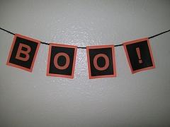 Boo Banner!