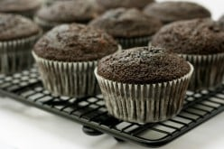 Use Non-Stick Muffin Pans To Make Easy Chocolate Cupcakes