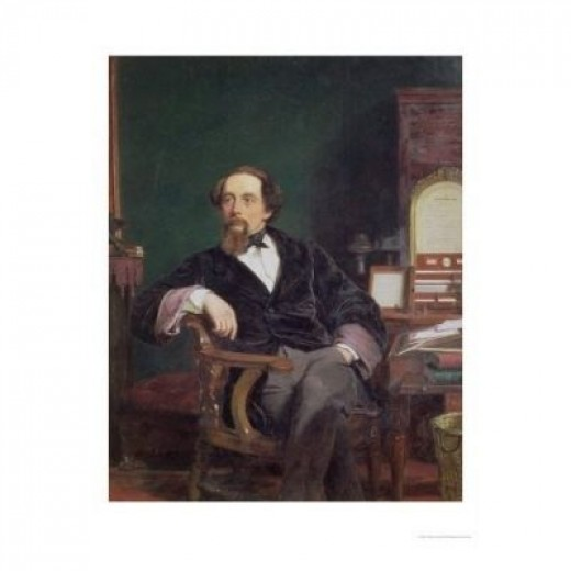 Charles Dickens Early Career