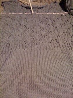 Knitting Life Line