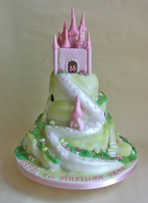 Enchanted Castle - Happy Birthday, Princess!