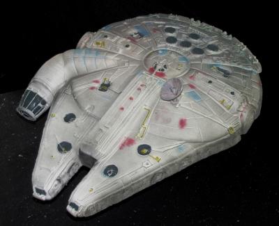 Amazing Star Wars Birthday Cake!