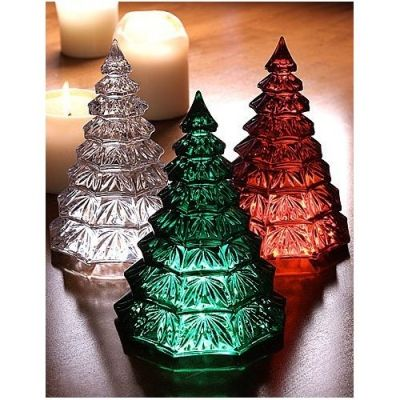 Waterford Crystal Christmas Trees