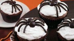 Black Widow Cupcakes