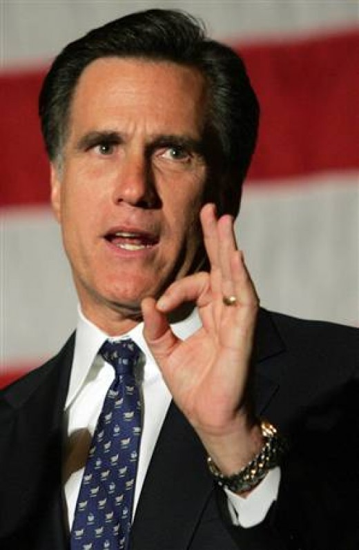 Can Mitt Romney Lead Or Is He Better Suited To Be A Department Head?