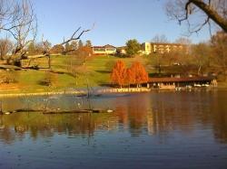 Oglebay Lake and Lodge